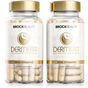 Dermera Skin Vitamins 2 Month Supply