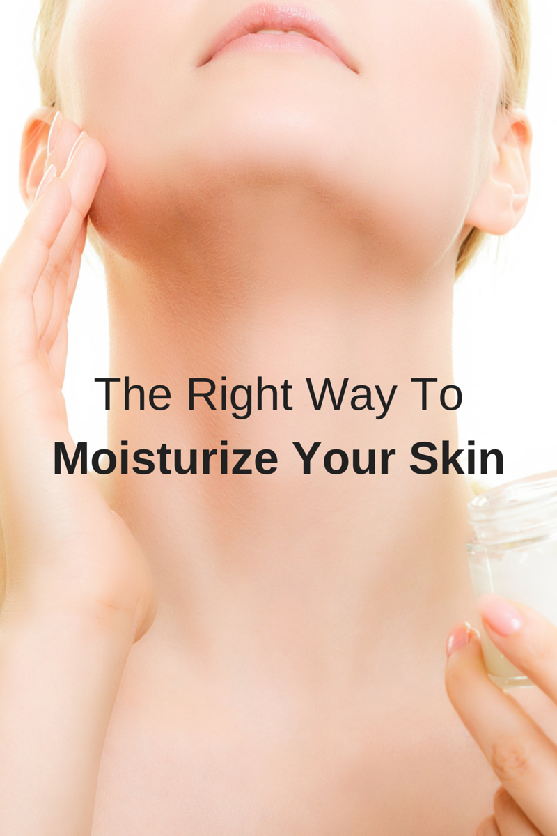 moisturizing-the-right-way